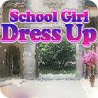 School Girl Dress Up 游戏