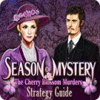 Season of Mystery: The Cherry Blossom Murders Strategy Guide 游戏
