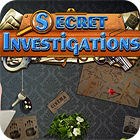 Secret Investigation 游戏