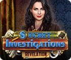 Secret Investigations: Revelation 游戏