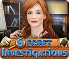 Secret Investigations 游戏