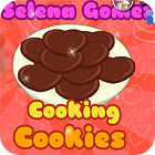 Selena Gomez Cooking Cookies 游戏