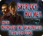 Sherlock Holmes and the Hound of the Baskervilles Strategy Guide 游戏
