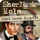 Sherlock Holmes Lost Cases Bundle 游戏