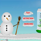 Snowmans Hill 游戏