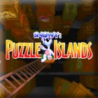 Snowy Puzzle Islands 游戏