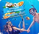 Solitaire Beach Season: A Vacation Time 游戏