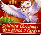 Solitaire Christmas Match 2 Cards 游戏