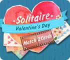 Solitaire Match 2 Cards Valentine's Day 游戏