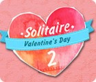 Solitaire Valentine's Day 2 游戏