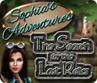Sophia's Adventures: The Search for the Lost Relics 游戏