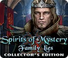 Spirits of Mystery: Family Lies Collector's Edition 游戏