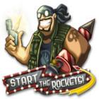 Start the Rockets 游戏