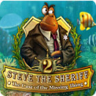 Steve the Sheriff 2: The Case of the Missing Thing 游戏
