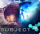 Subject 13 游戏