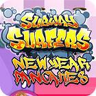 Subway Surfer - New Year Pancakes 游戏