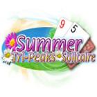 Summer Tri-Peaks Solitaire 游戏