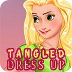 Tangled: Dress Up 游戏