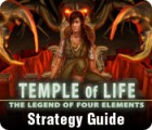 Temple of Life: The Legend of Four Elements Strategy Guide 游戏