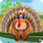 Thanksgiving Guess The Turkey 游戏