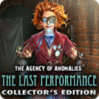 The Agency of Anomalies: The Last Performance Collector's Edition 游戏