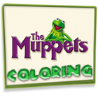 The Muppets Movie Coloring 游戏