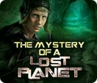 The Mystery of a Lost Planet 游戏