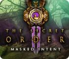 The Secret Order: Masked Intent 游戏