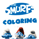 The Smurfs Characters Coloring 游戏