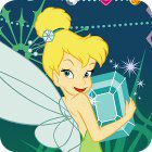 Tinkerbell's Jewel Jumble 游戏