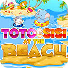 Toto and Sisi At The Beach 游戏