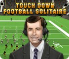 Touch Down Football Solitaire 游戏