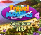 Travel Mosaics 4: Adventures In Rio 游戏