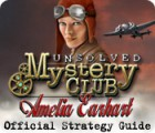 Unsolved Mystery Club: Amelia Earhart Strategy Guide 游戏