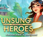Unsung Heroes: The Golden Mask Collector's Edition 游戏