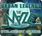 Urban Legends: The Maze Strategy Guide 游戏