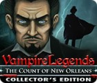 Vampire Legends: The Count of New Orleans Collector's Edition 游戏