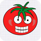 Vegetarian Tic Tac toe 游戏