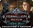 Vermillion Watch: Order Zero Collector's Edition 游戏