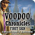 Voodoo Chronicles: The First Sign Collector's Edition 游戏