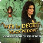 Web of Deceit: Black Widow Collector's Edition 游戏