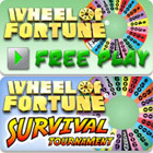 Wheel of fortune 游戏