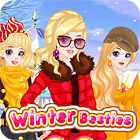Winter Besties Dress Up 游戏