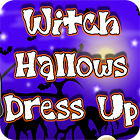 Witch Hallows Dress Up 游戏