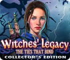 Witches' Legacy: The Ties That Bind Collector's Edition 游戏