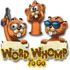 Word Whomp To Go 游戏