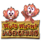 Word Whomp Underground 游戏