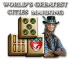 World's Greatest Cities Mahjong 游戏