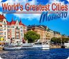 World's Greatest Cities Mosaics 10 游戏