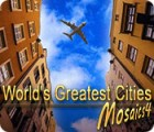 World's Greatest Cities Mosaics 4 游戏